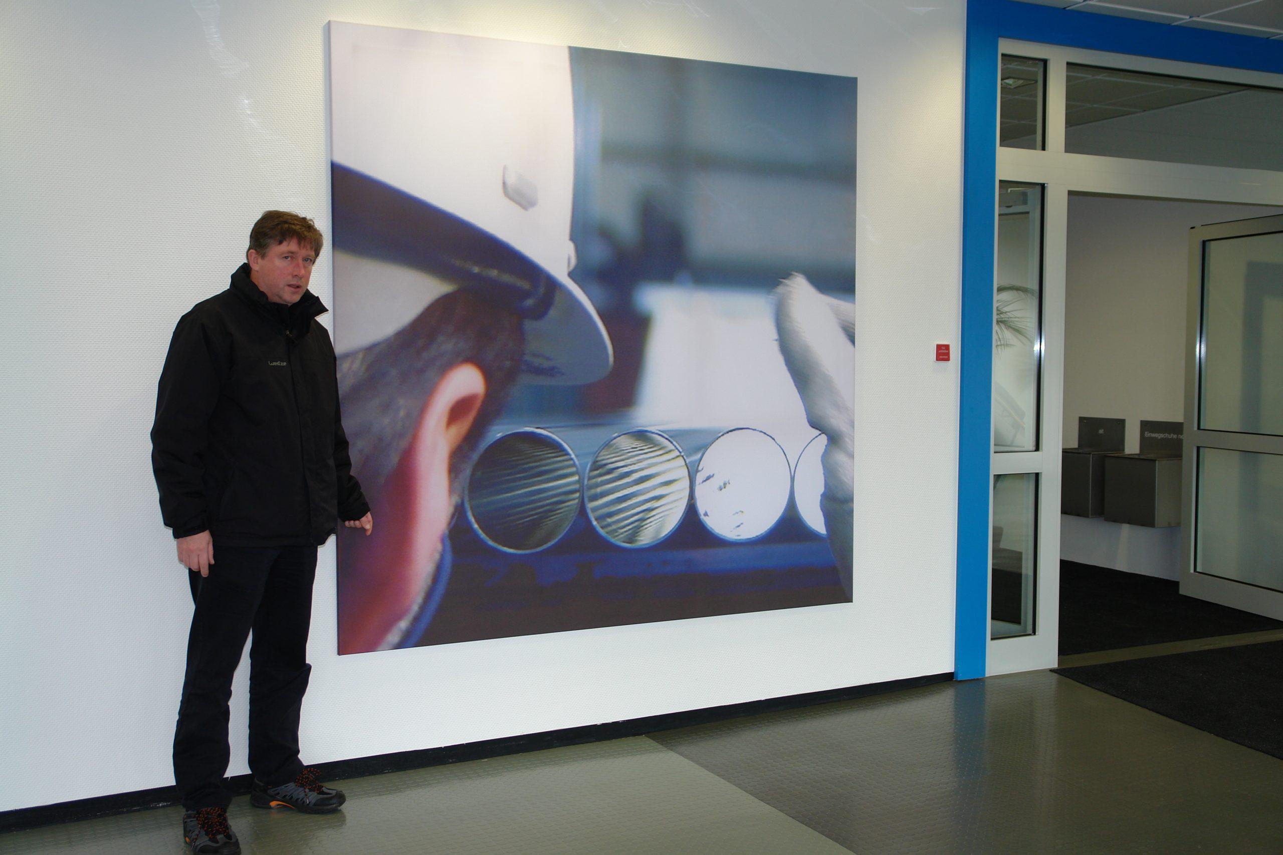 Mannesmann Salzgitter: Rohre-Rohre-Rohre